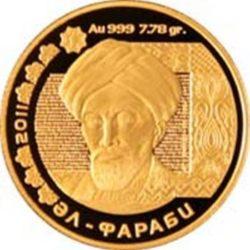 Портреты на банкнотах - золотые монеты