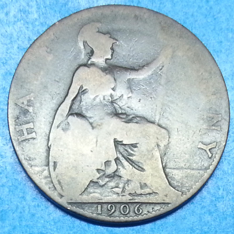 ½ Penny 1982 * bcoins kz
